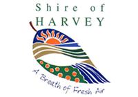 Shire of Harvey logo