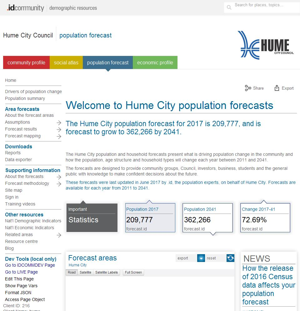 Hume City Council