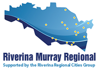 Riverina Cities logo
