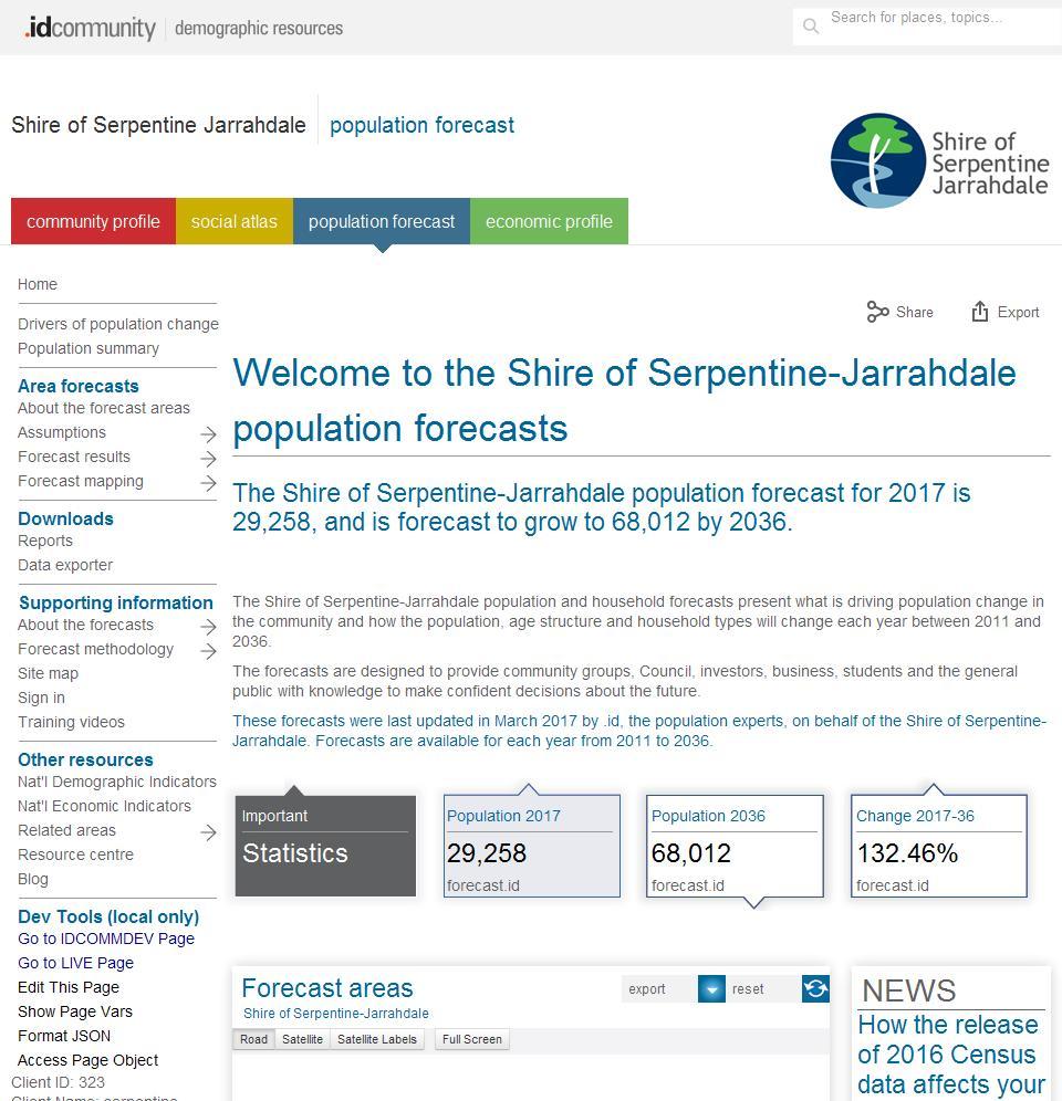 Shire of Serpentine Jarrahdale