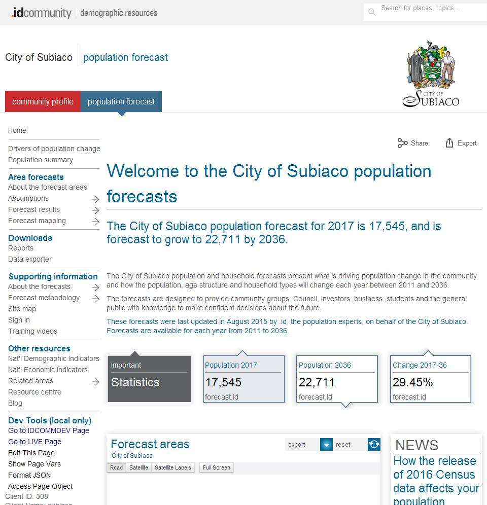 City of Subiaco