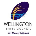 Wellington Shire logo